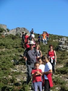 Marcha infantil 2011